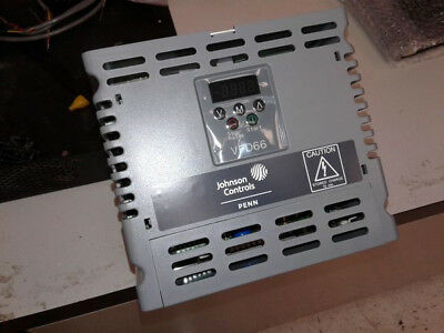 Johnson Controls VFD66 Variable Frequency Drive