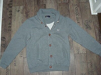 Fred Perry boys jacket size M
