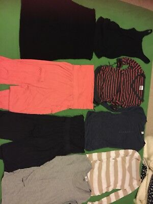 maternity clothes lot size small