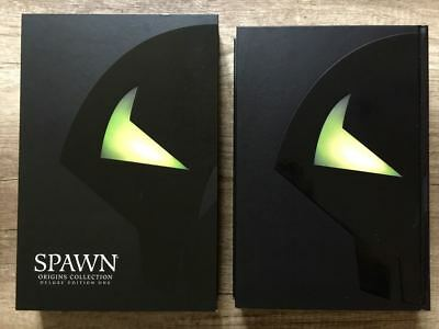Image SPAWN ORIGINS COLLECTION Vol.1 Deluxe Edition Absolute Size HARDCOVER OOP!