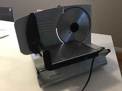 Ambiano Food/Meat Slicer