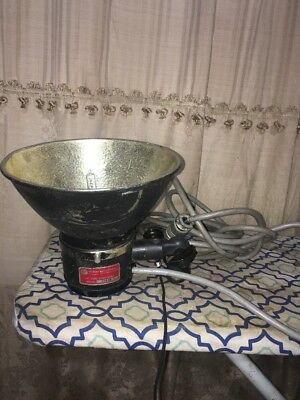 Norman LH 2000 Lamphead Strobe  No Fan With Bulb  With Reflector