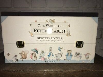 The World of Peter Rabbit - The Complete Collection - Box Set - Beatrix Potter