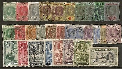 Nigeria Misc Range On Stockcard (30)