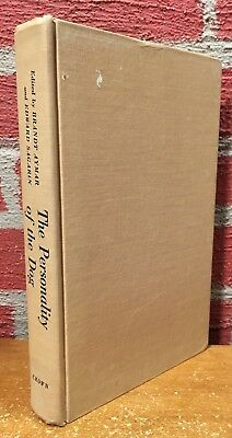 Vintage Dog Book - The Personality of the Dog, Brandt Aymar & Edward Sagarin