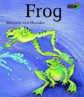 Frog South African edition (Cambridge Reading Routes)-ExLibrary