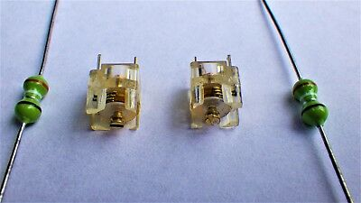 Variable Capacitor 2-18pF 0.390uH tuned circuit Airband or FM 80MHZ-160MHZ  x2