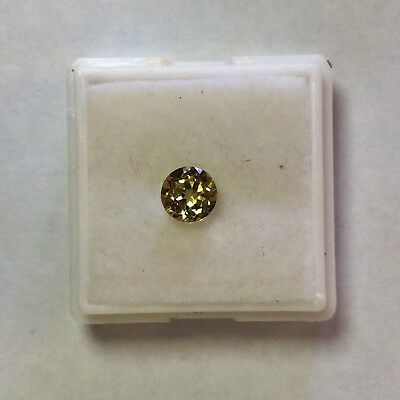 .9ct Yellow Mali Grossular Garnet Loose Gemstone All Natural And Untreated