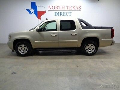 Chevrolet Avalanche 2008 LTZ 4WD Leather Heated Seats Bose Crew Bed Co 2008 2008 LTZ 4WD Leather Heated Seats Bose Crew Bed Co Used 5.3L V8 16V Premium