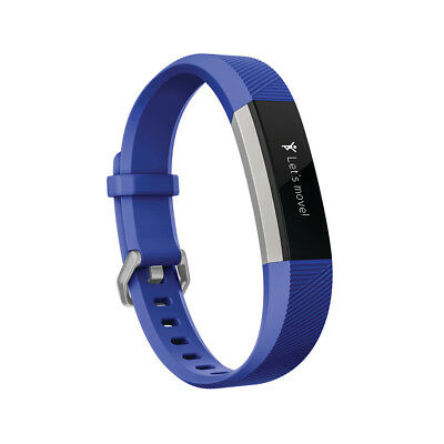 Fitbit Ace Kids Activity Tracker Electric Blue/Stainless Steel