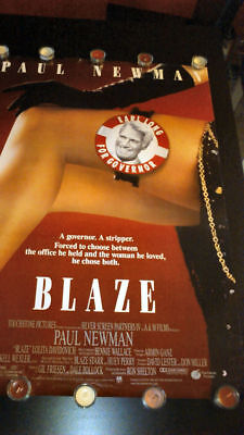 5 movie posters Robin Williams Mel Gibson Jodie Foster Paul Newman
