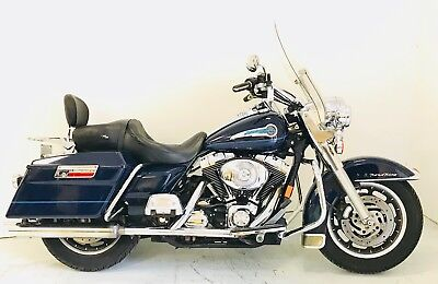 2003 Harley-Davidson Touring  2003 Harley Davidson 100th Anniversary Road King Peace Officer Special Edition