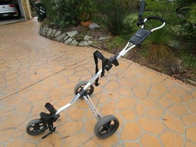 Smoothy Eclipse Lite golf buggy