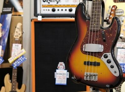 Fender CS: 1964 Journeyman Relic Jazz Bass 3TS RW NEW OTHER