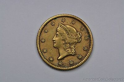 1851-O U.S. One Dollar $1 Liberty Head GOLD Coin LOOK No Reserve GOLD | 0868