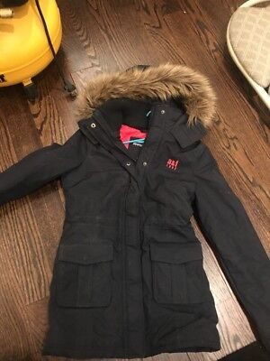 Abercrombie Girls Jacket Size L
