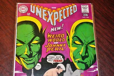 * Tales of the UNEXPECTED 106 (VF/NM 9.0)  Original OWNER Collection *