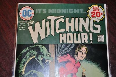 * The WITCHING Hour 46 (NM 9.4+) Nick Cardy cover Original OWNER Collection *