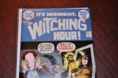 * The WITCHING Hour 39 (NM 9.6) 20c DC Original OWNER Collection *