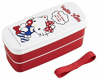 Oh SK Hello Kitty NO3 lunch box two-stage with partition PW-28