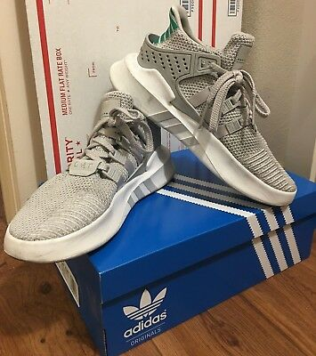 Adidas Originals EQT Bask ADV 91 18 Grey One CQ2995 Equipment Mens Shoes NIB d0f4f972a