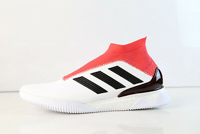 cheap for discount d4d91 476db Adidas Predator Tango 18 + TR White Red Coral CM7686 8-12 boost ultra