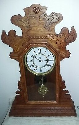 Waterbury Kitchen Clock