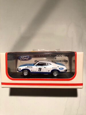 1/64 th Scale , Biante , Ford Falcon XA GT , 1973  Hardie Ferodo Winner