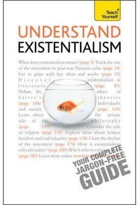 Understand Existentialism: Teach Yourself by Mel Thompson 9781444110623