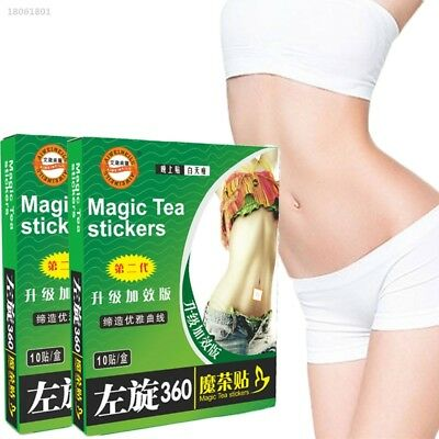 C318A49 Women 10 Patch / Box Slimming Sticker Slimming Healthy Weightlos Beauty