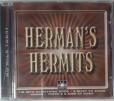 CD HERMAN'S HERMITS - NO MILK TODAY neuf sous blister