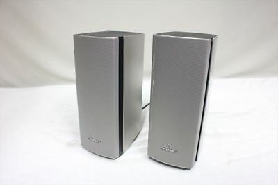 BOSE COMPANION 20 Active speaker (pair) F/S Tracking Number Working Properly