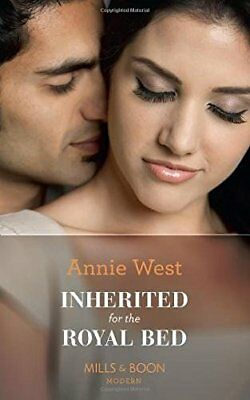 Annie West - Inherited For The Royal Bed