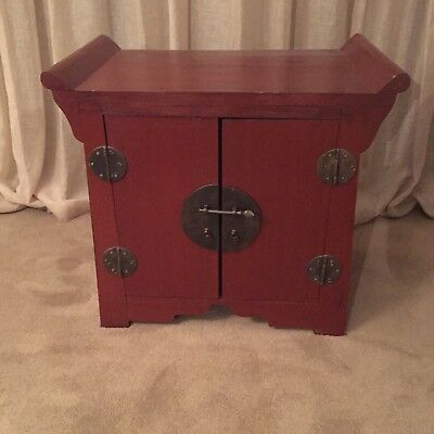 Gorgeous Chinese Cabinet