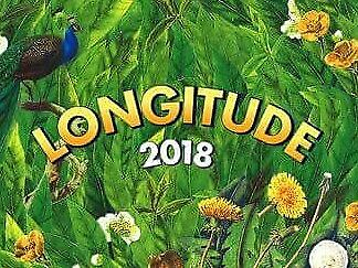 Longitude 'Friday & Saturday' Ticket !! €300