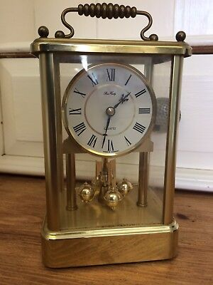 Vintage German Anniversary Mantle Clock