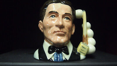 Royal Doulton The Snooker Player D6879 Rare Trial Colourway Character Jug Small