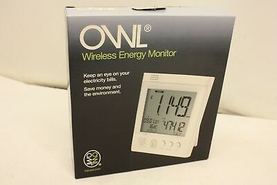 Owl Wireless Energy Monitor  British Gas Branded ITEM CODE NUMBER M1H