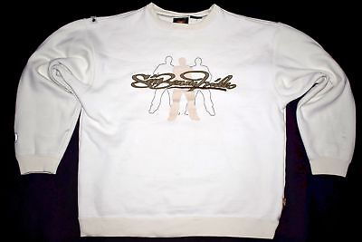 Sir Benny Miles Pullover Sweat Shirt Sweater Vintage SBM 90er 90s Rap Hip Hop L