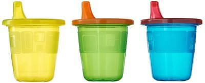 The First Years Take & Toss Spill-Proof Sippy Cups 7 Oz, 2-6 Packs