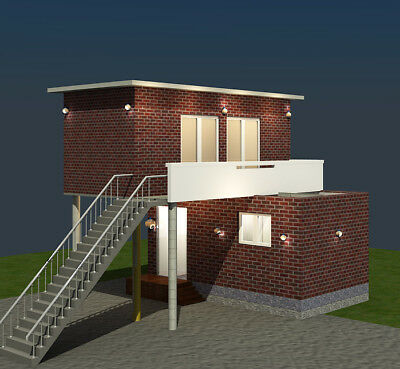 Transportable Kit Home, Granny Flat, Office, Lunch Room, Fully Insulated