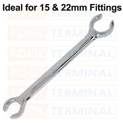 Todays Tools Plumbers Split Ring Compression Fitting Spanner 15Mm - 22Mm Scsr