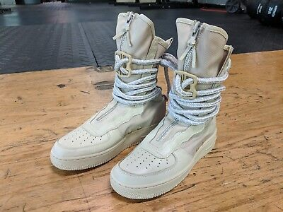34ab6d58f31b7 Nike SF AF1 Air Force 1 Special Field High Rattan AA1128 200 Size 7.5