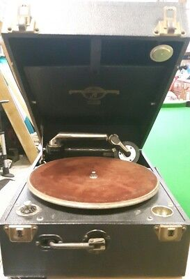 COLUMBIA Viva-Tonal Grafonola Wind up, GRAMOPHONE 109A
