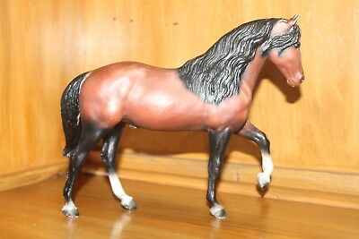 "Vintage Breyer BaseCoat CHALKY   ""El Pastor"" Famous Paso Fino"