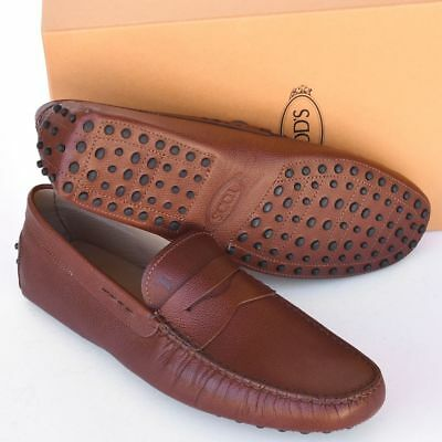 497cfb4539c TOD S Tods New sz UK 11 - US 12 Auth Designer Mens Drivers Loafers Shoes  brown