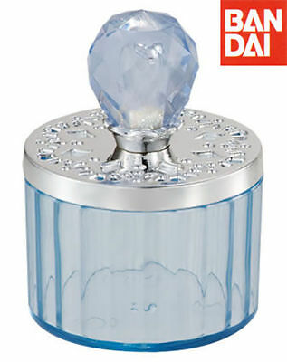 Sailor Moon Antique Jewelry Case Silver Crystal Capsule 6cm 4549660180234 USA
