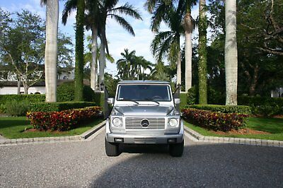 2004 Mercedes-Benz G-Class G 500 AWD 4MATIC 4dr SUV 2004 Mercedes-Benz G500 * Very Low Miles * 1-Owner * All-Original * G-Wagon