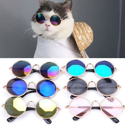 Dog Cat Pet Glasses For Pet Little Dog Eye-wear Puppy Sunglasses Photos Props BJ