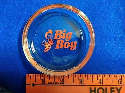 Vintage Big Boy Ashtray/Ash Receiver 3 3/4inch Excellent Condition